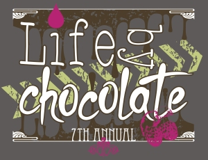 Life by Chocolate Final on grey (2)